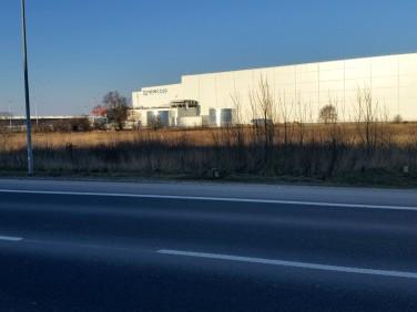Działka przemysłowa Kutno