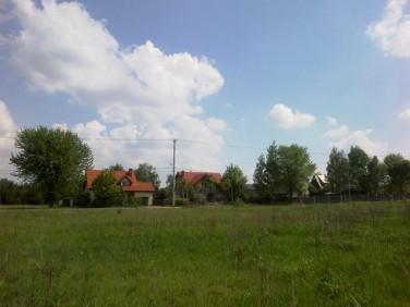 Działka siedliskowa Borzęcin Duży