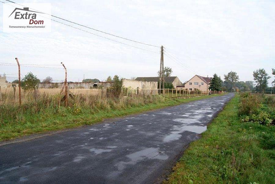 Działka siedliskowa Nowogard