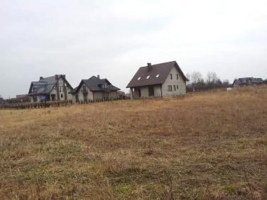 Działka budowlana Łysiec