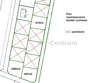Działka budowlano-rolna Łochowo