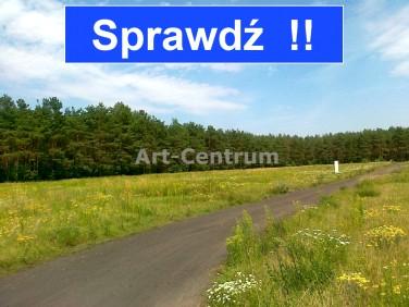 Działka budowlano-rolna Brzózki