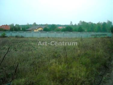 Działka budowlana Zielonka