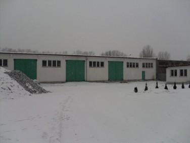 Budynek użytkowy Strzegom