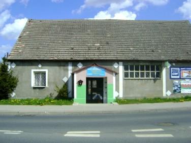 Budynek użytkowy Mieszkowice