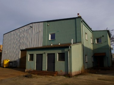Budynek użytkowy Nowa Sól