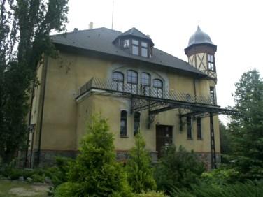 Budynek użytkowy Poganice