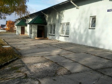 Budynek użytkowy Pińczów