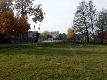Działka budowlano-rolna Klamry
