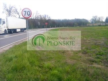 Działka inwestycyjna Czerwińsk nad Wisłą