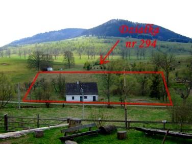 Działka budowlano-rolna Unisław Śląski