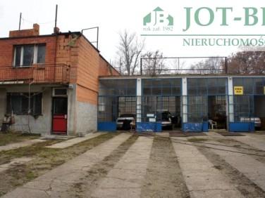 Budynek użytkowy Wrocław