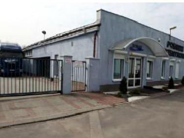 Budynek użytkowy Pyskowice