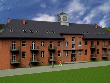 adaptacja budynku na mieszkalno usługowy