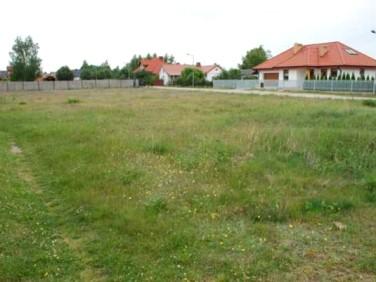 Działka budowlana Stasi Las