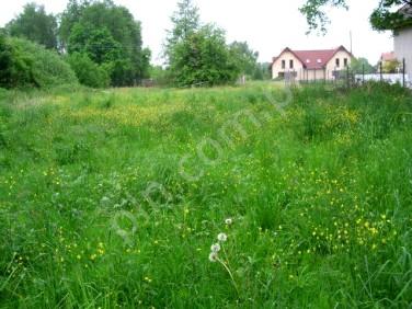 Działka Milanówek