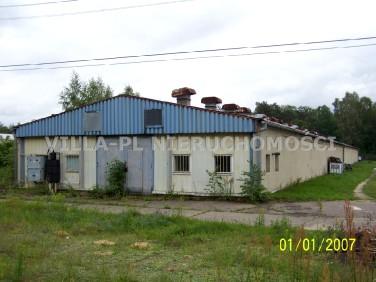 Budynek użytkowy Biała