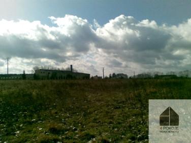 Działka inwestycyjna Rumianek