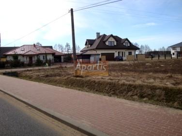 Działka budowlana Ludwinowo Zegrzyńskie