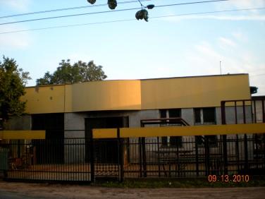 Budynek użytkowy Kobyłka