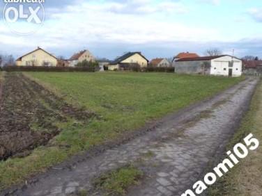 Działka budowlana Domaniów