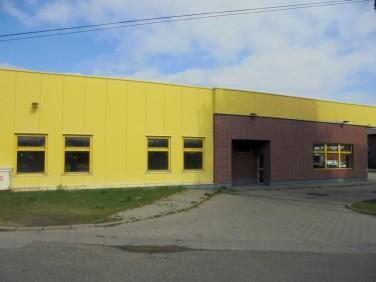 Budynek użytkowy Czekanów