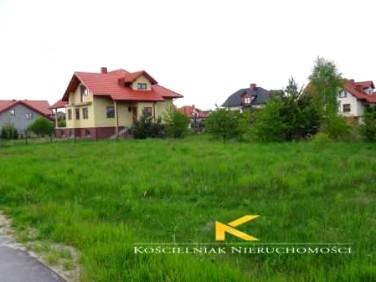 Działka budowlana Piekoszów