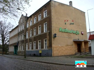 Budynek użytkowy Gubin