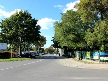 Zabudowana działka Szczecin