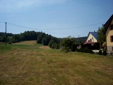 Działka budowlano-rolna Iwkowa