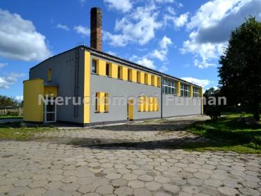 Budynek użytkowy Nowa Wieś Ujska