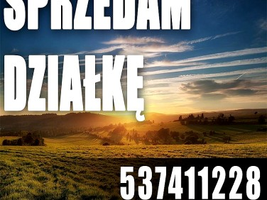Działka Katowice