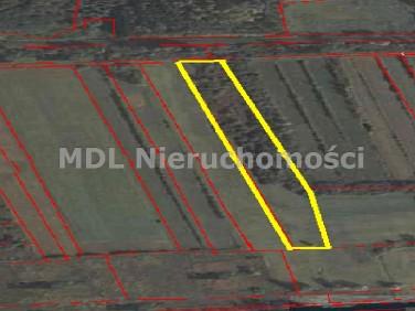 Działka rolna Łochowo
