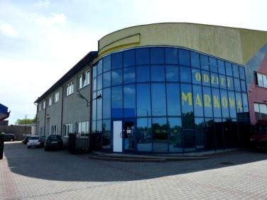 Budynek użytkowy Witkowo