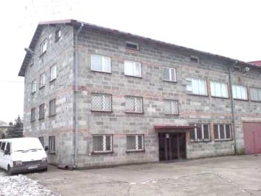 Budynek użytkowy Marki