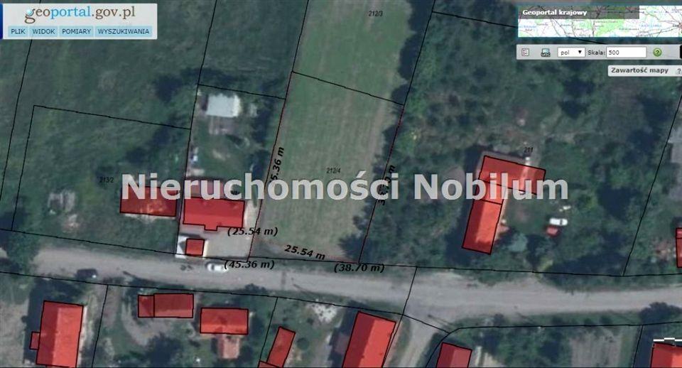 Działka budowlana Proszków