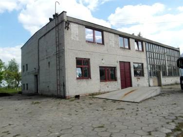 Budynek użytkowy Niechlów