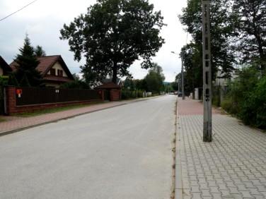 Działka inwestycyjna Kielce