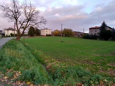 Działka budowlano-rolna Studzionka