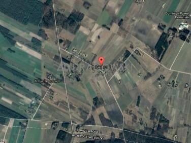 Działka rolna Kowiesy