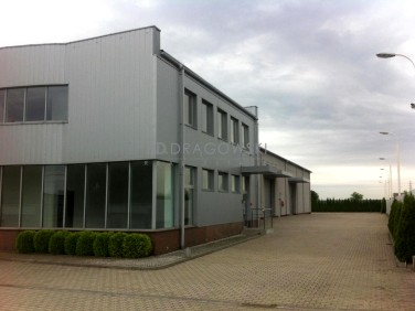 Budynek użytkowy Sokołów