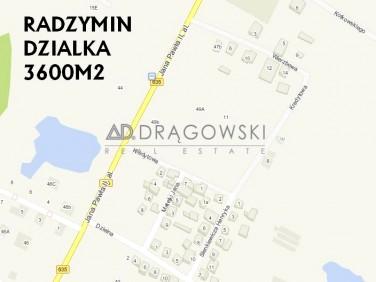 Działka budowlana Radzymin