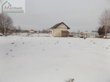 Działka budowlana Korczyna