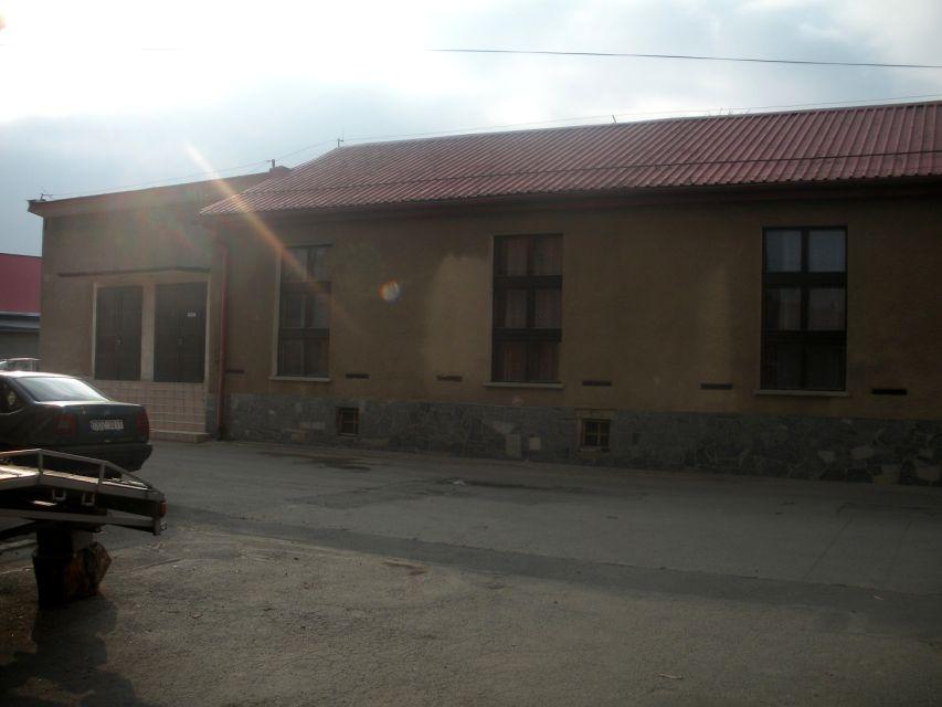 Budynek użytkowy Dzierżoniów
