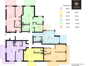 Mieszkanie blok mieszkalny Kórnik