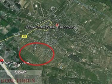 Działka budowlano-rolna Ciechocinek