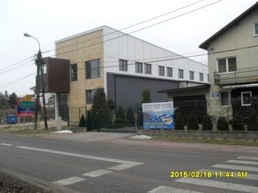 Budynek użytkowy Stare Babice sprzedaż