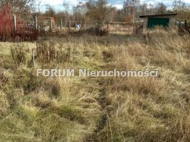 Działka rolna Sosnowiec