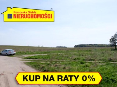 Działka rolna Parsęcko