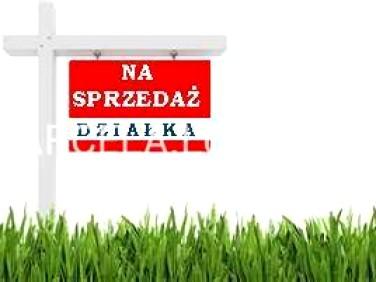 Działka budowlana Sosnowica sprzedam